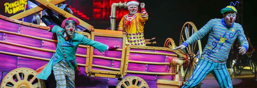 foto de circo internacional