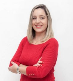 Ana Carolina de Arruda – Psicóloga e Pedagoga