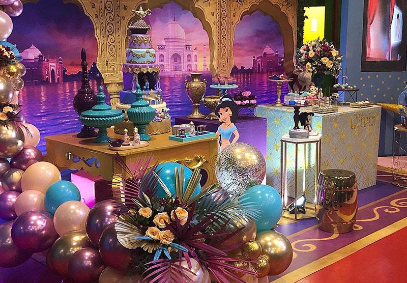 Aladdin decoração Chloé