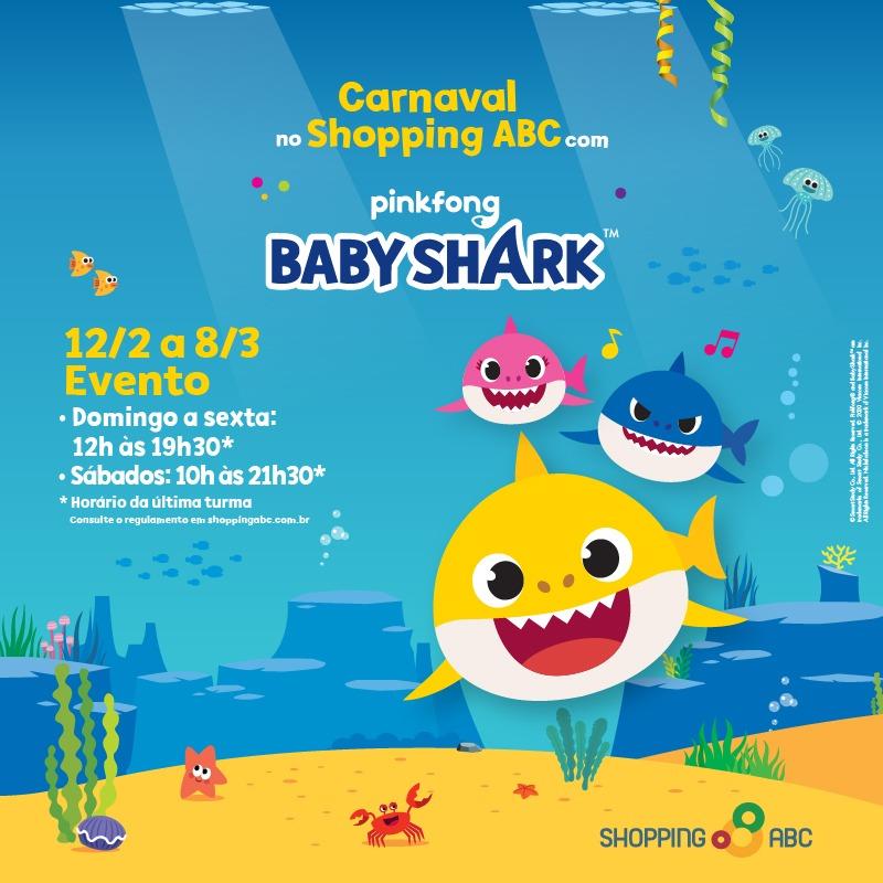 Baby Shark Shopping ABC Carnaval
