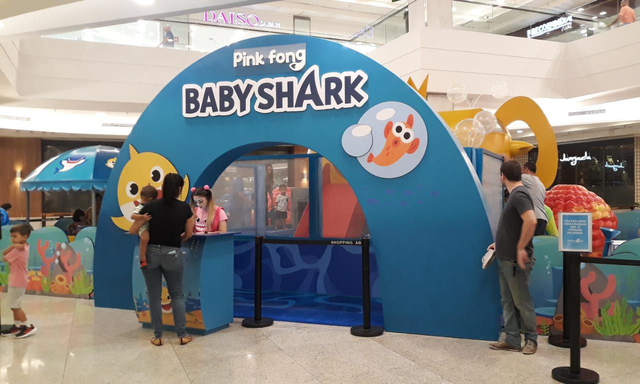 Baby Shark no Shopping ABC