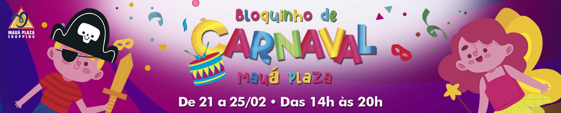 mauá plaza shopping carnaval no vipzinho