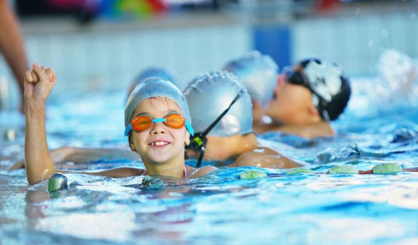equipe de natação de são bernardo no vipzinho