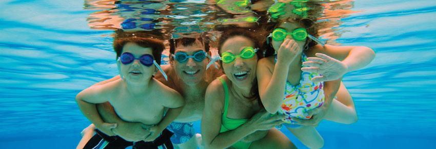 piscinas do parque santa helena no carnaval no vipzinho