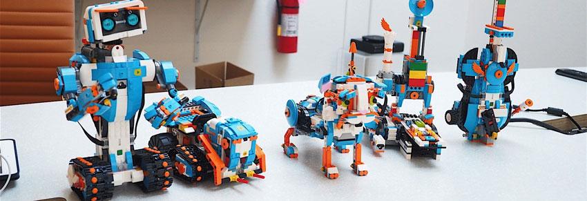 robô robótica