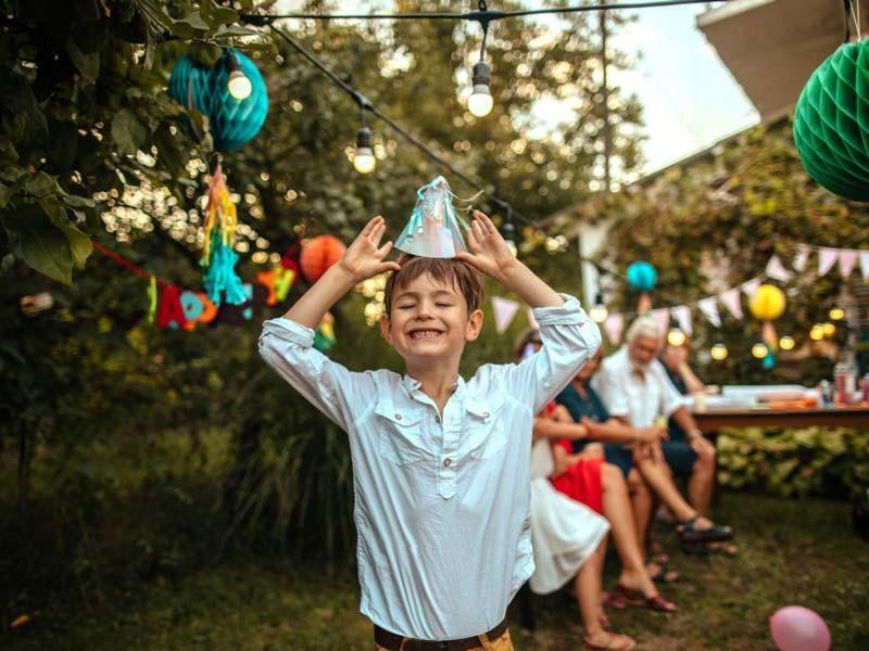 festa de aniversário diferente vipzinho