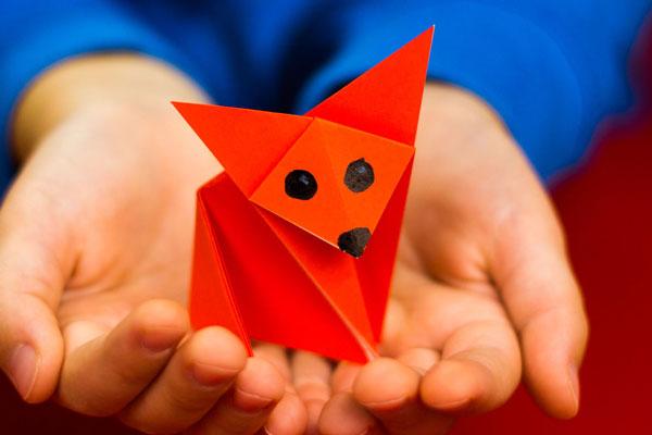 origami para crianças no vipzinho