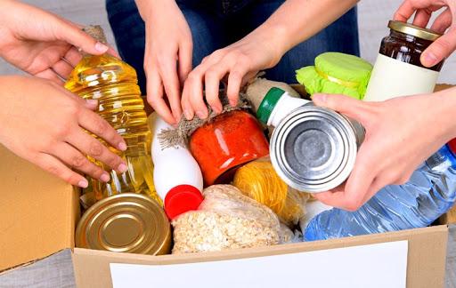 doação de alimentos