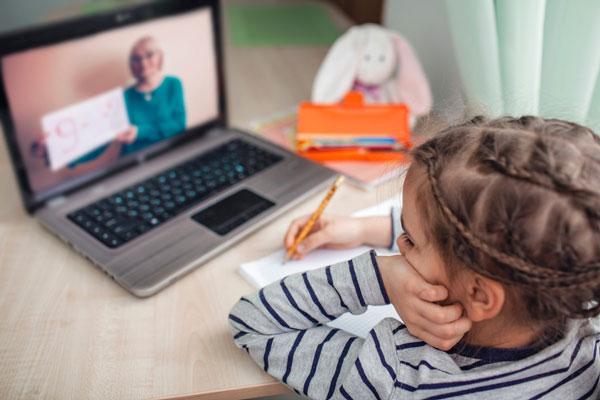 aulas online das escolas no vipzinho