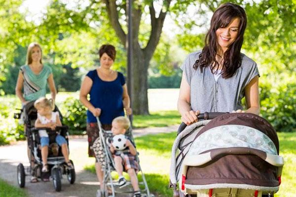 carrinhos de bebê da MieMa no vipzinho
