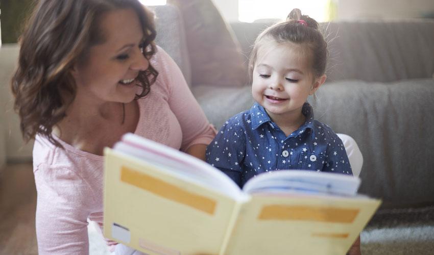 leitura para crianças com livros da art mix no vipzinho
