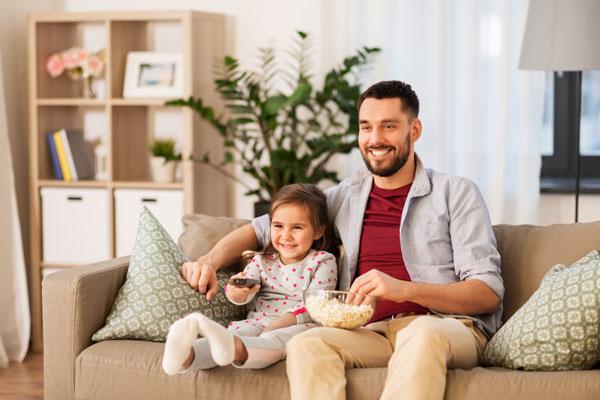 assistir netfix com a família no vipzinho