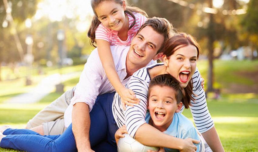 parque do povo recebe famílias no vipzinho