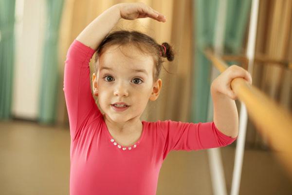 ballet baby on-line no vipzinho