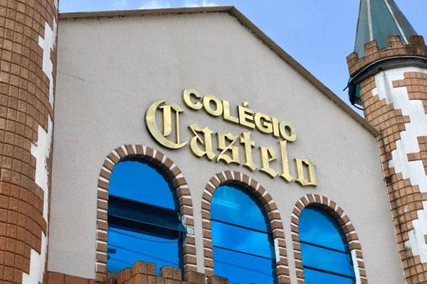colégio castelo fachada no vipzinho