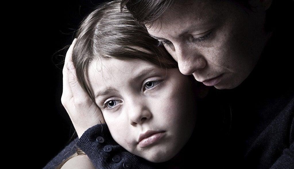 criança depressão