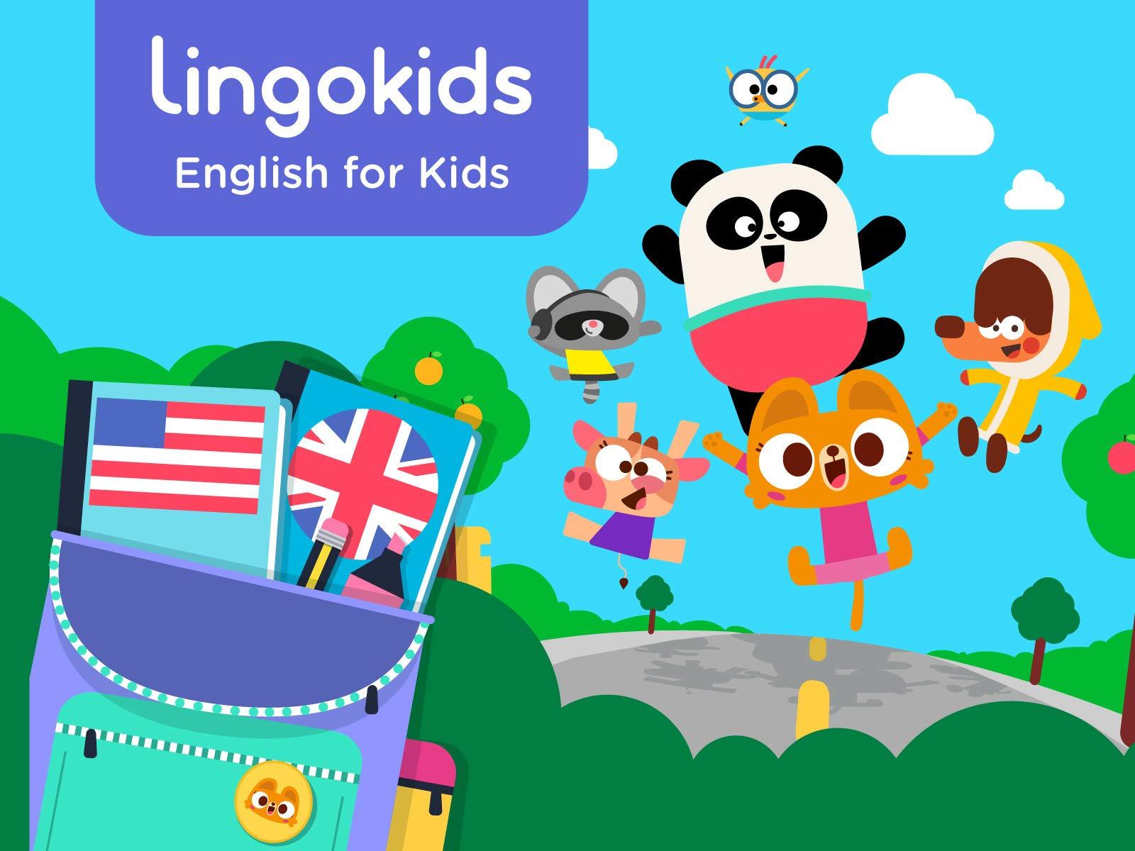 lingokids inglês para crianças no vipzinho