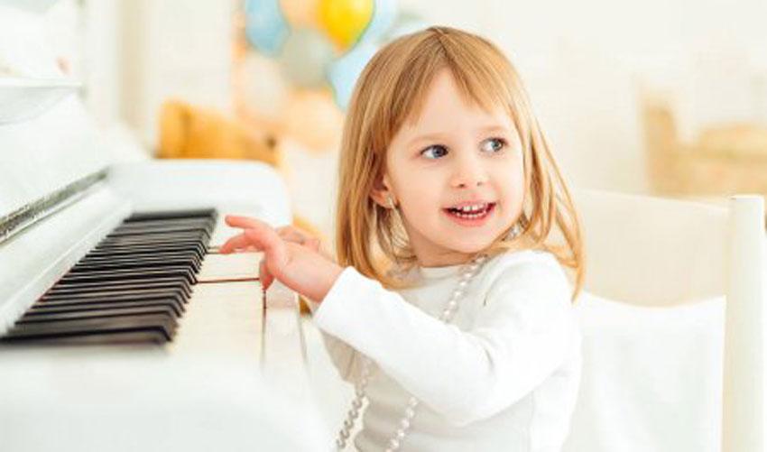 aulas de música para crianças com a riff musical no vipzinho