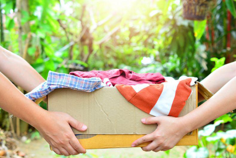 roupas de crianças no bazar infantil cresci e perdi com vipzinho