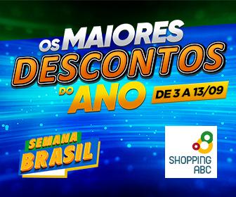 semana brasil no shopping abc com vipzinho