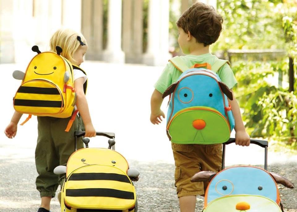 mochilas e lancheiras da skip hop na miema com vipzinho