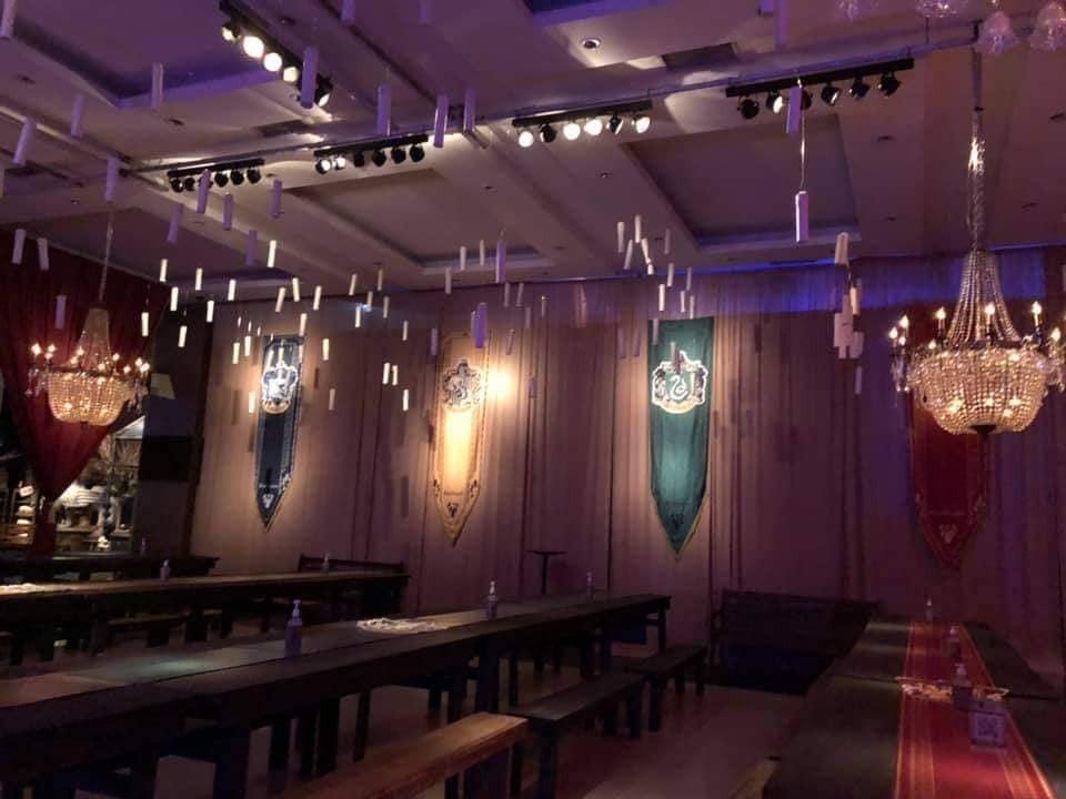 magia & bruxaria restaurante no vipzinho