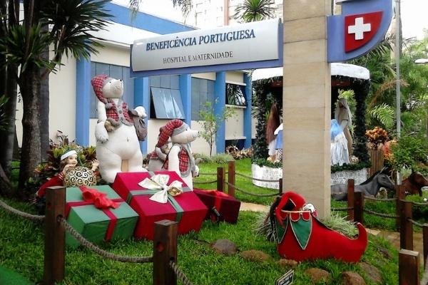 beneficência portuguesa não terá decoração de natal - vipzinho