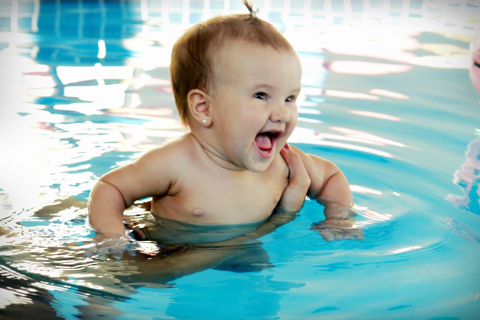 Aulas de Natação diminuem em 88% o risco de afogamento de crianças - Portal Vipzinho