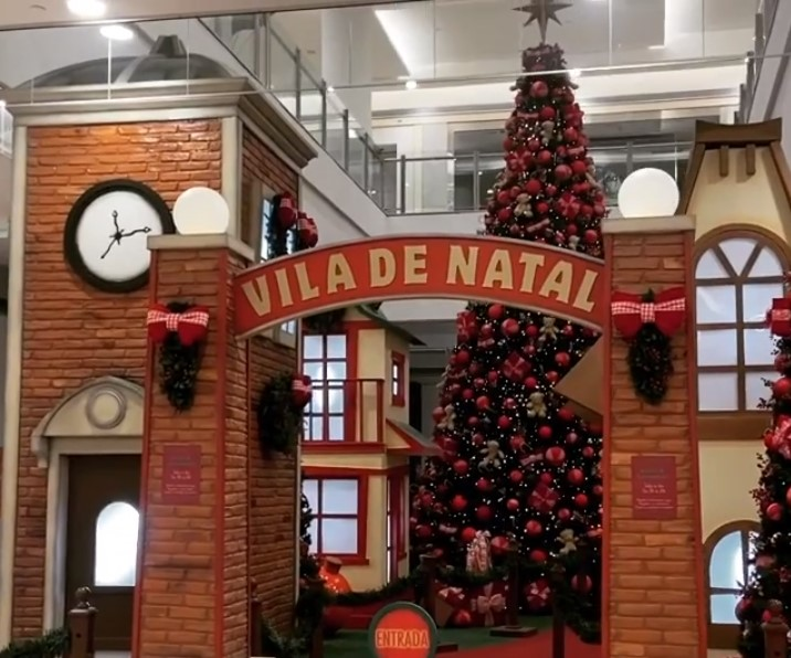 Vila de Natal Golden Square Shopping