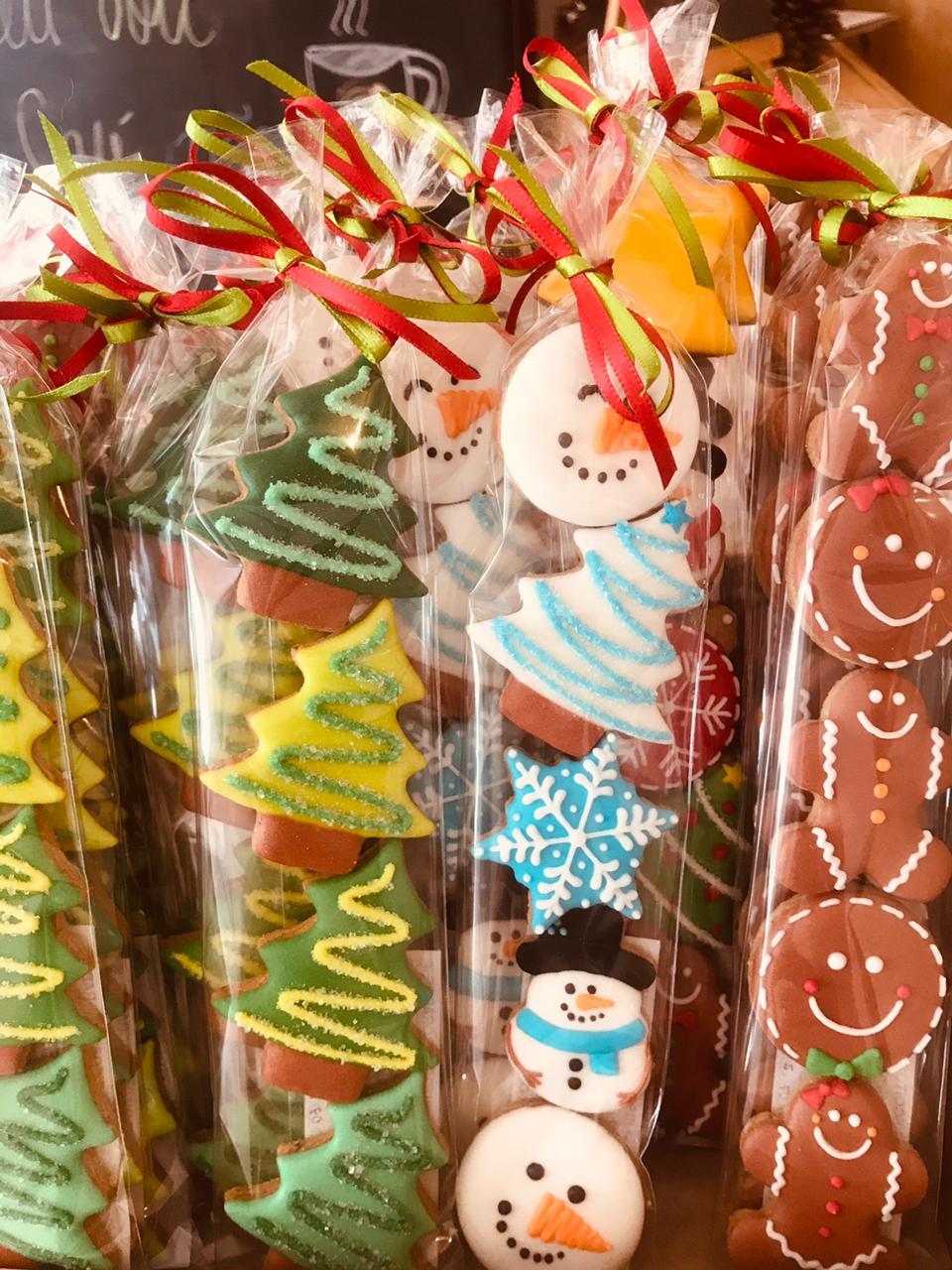biscoitos de presente do alaúde no vipzinho