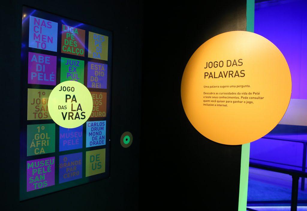 exposição do pelé no museu do futebol com vipzinho