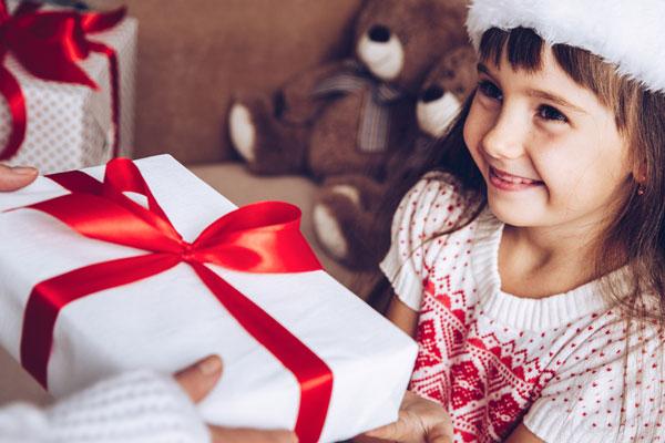 surpresa nos presentes de natal com vipzinho