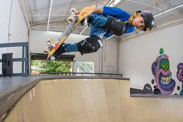 pista de skate da seven no vipzinho
