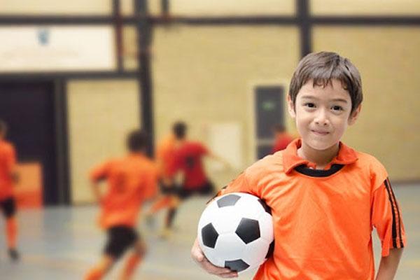 futebol na escola edukids com vipzinho