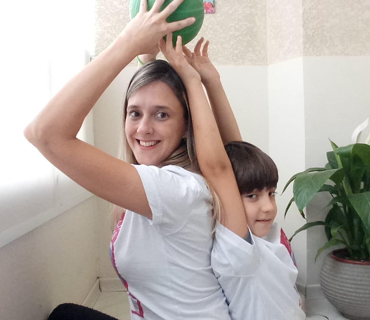 Pilates bambini no vipzinho