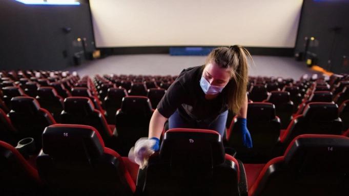 cinema no vipzinho
