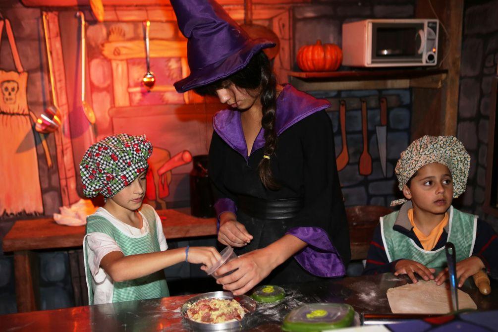 toca da bruxa no vipzinho