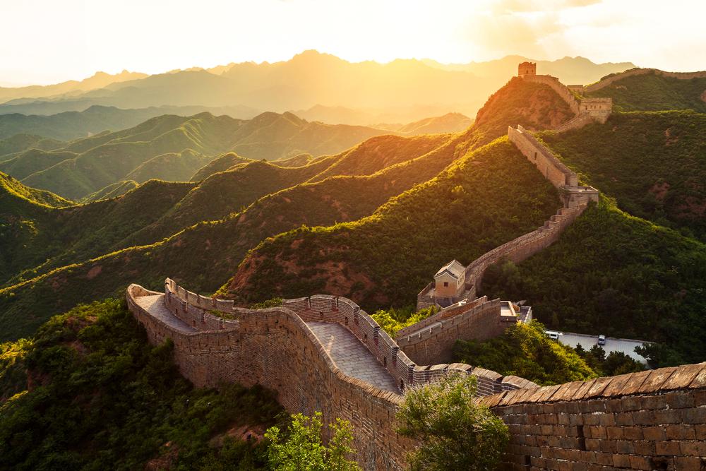 muralha da china vipzinho