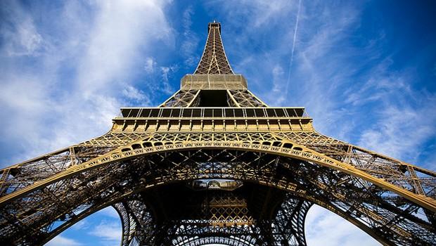 torre Eiffel no vipzinho