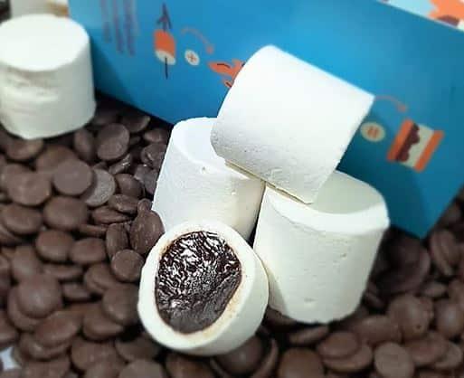S'marsh marshmallows no vipzinho