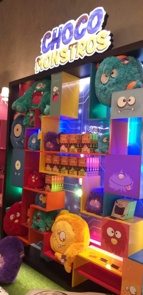 cacau show mega store mauá