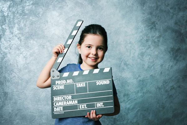 cinema para crianças no vipzinho