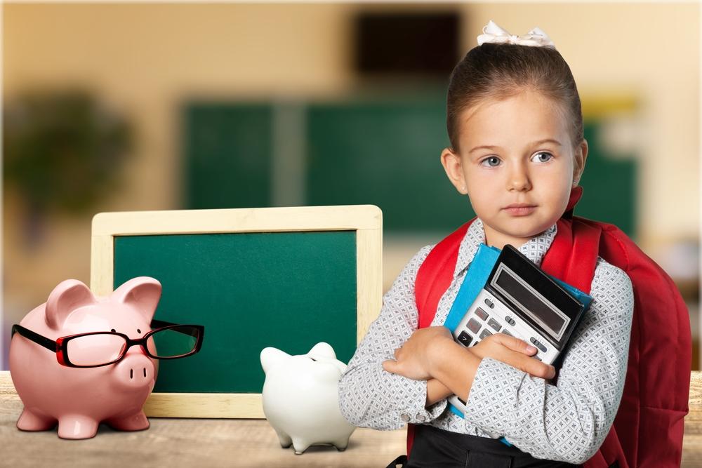 educação financeira para crianças no vipzinho