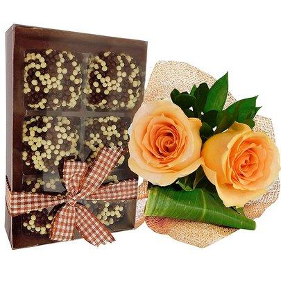 presentes para vovós buquê giuliana flores