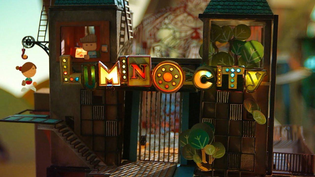 lumino city é um jogo educativo para crianças