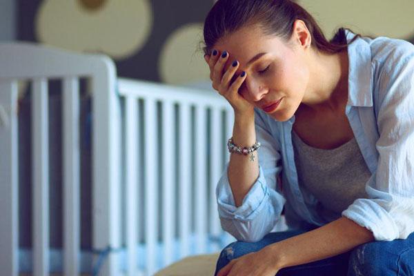 mães com psicológico abalado