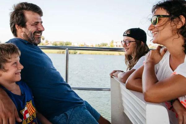 passeio de barco no vipzinho