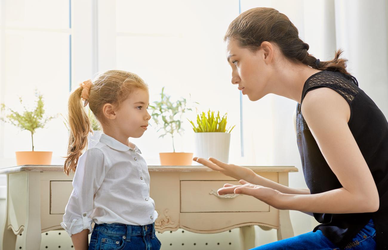 filho que não respeita a mãe