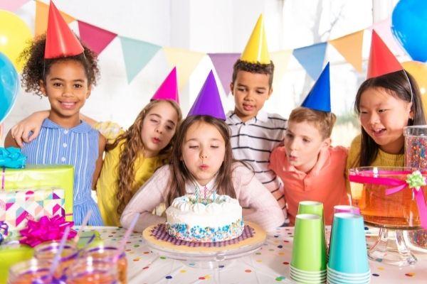 festa infantil no vipzinho