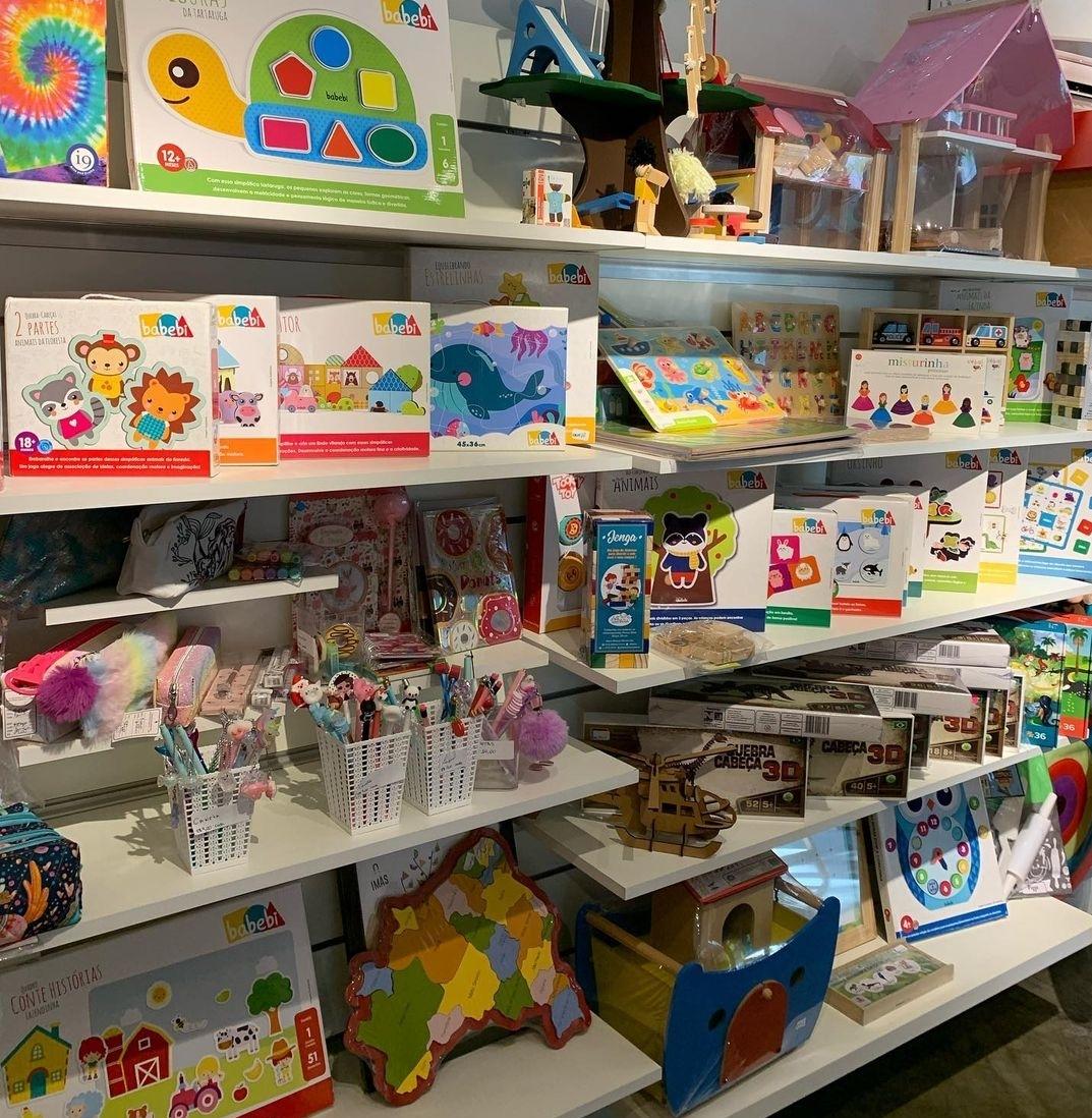 art mix brinquedos promoção